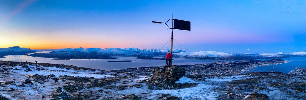 Polarnacht Tromsø