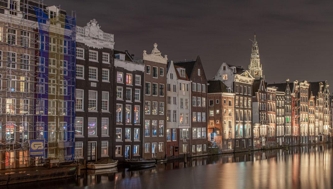 Workshop avondfotografie Amsterdam en Amsterdam Lightfestival