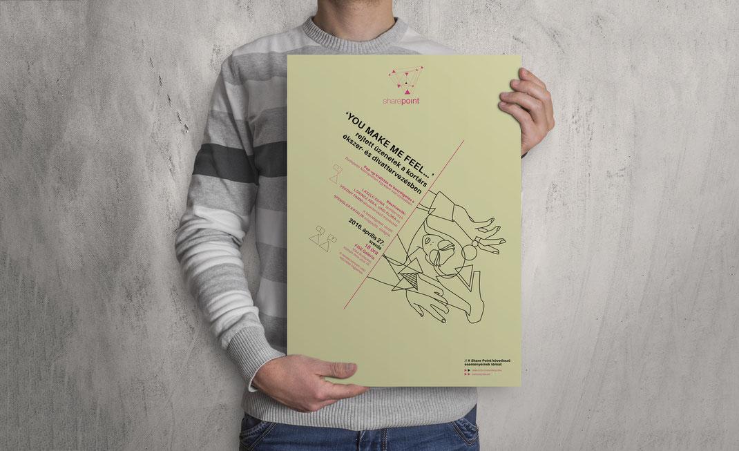 plakát tervezés