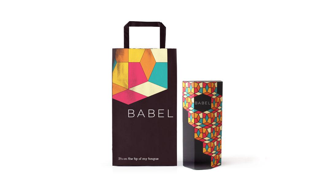 Babel csomagolás és termékterv