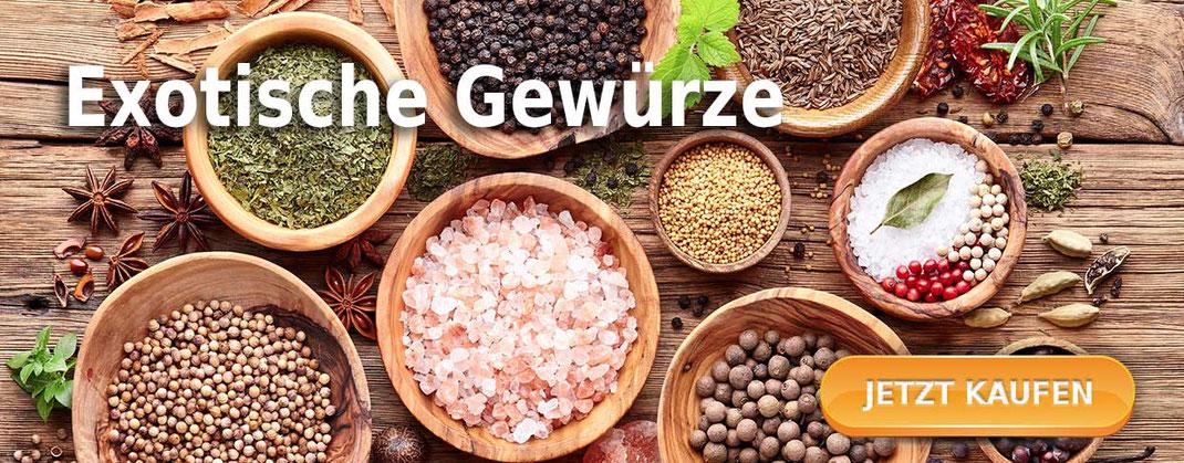 Exotische Gewürze, Asiatische Gewürze, indische Gewürze, online kaufen, pakistanische Gewürze, indian spices