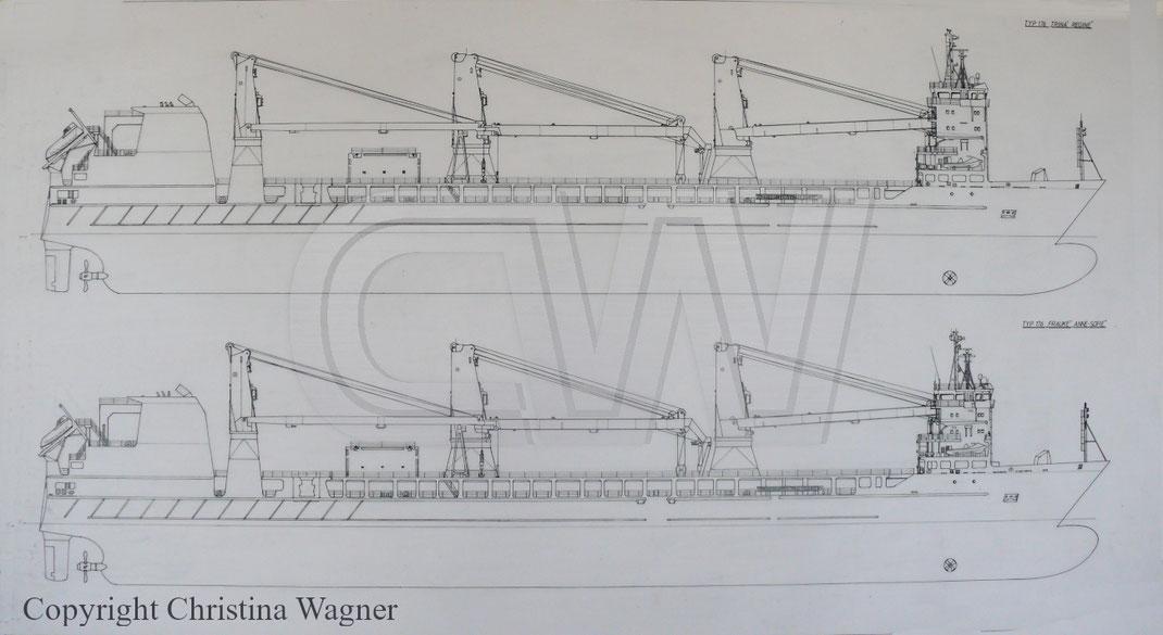 Zeichnung SAL Heavy Lift Typ 176