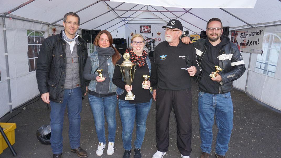 Gewinnerin Mofa-Trophy 2017 - Katharina Möller