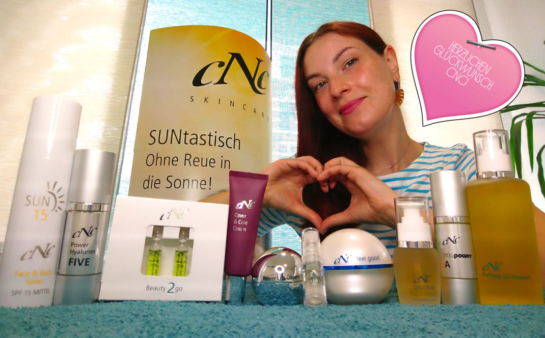 CNC Cosmetic 35 Jahre