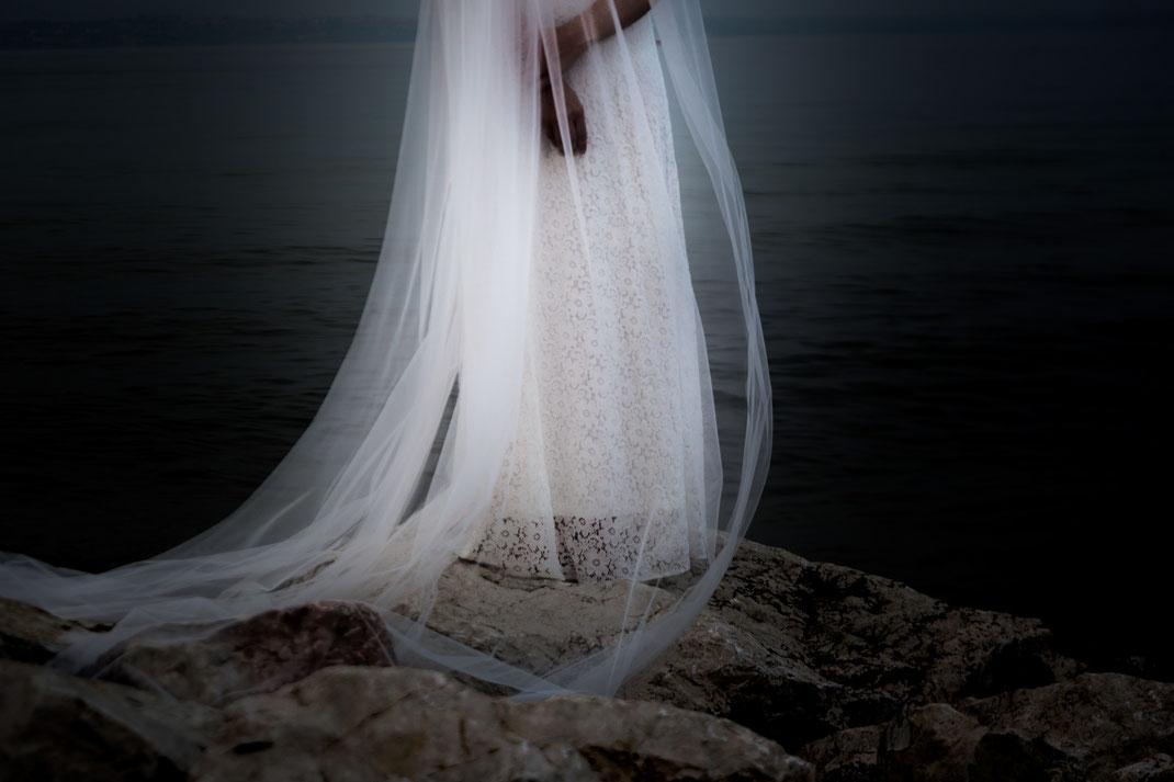rova FineArt Wedding Photography - conceptual wedding photography - destination wedding - lake garda - Gardasee