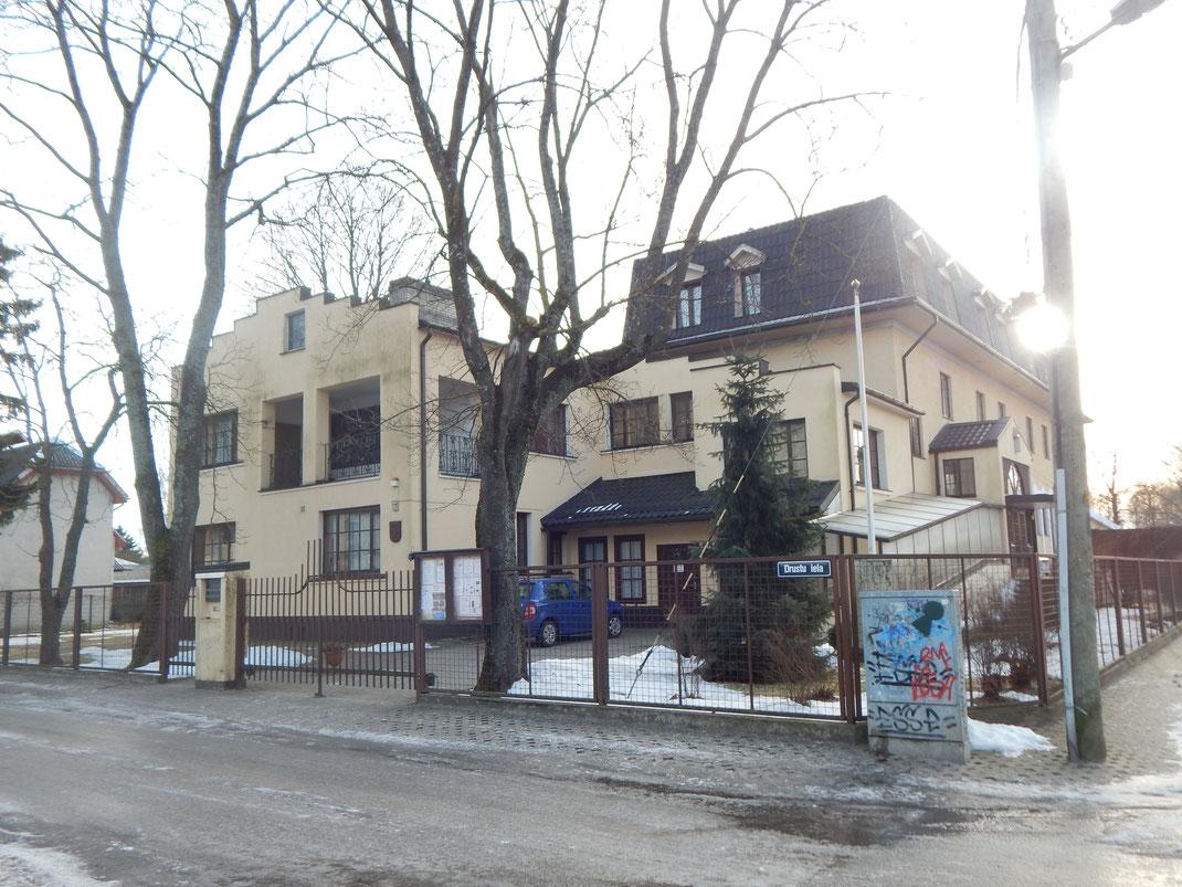 Das Kloster der Dominikanerinnen von Bethanien in Riga