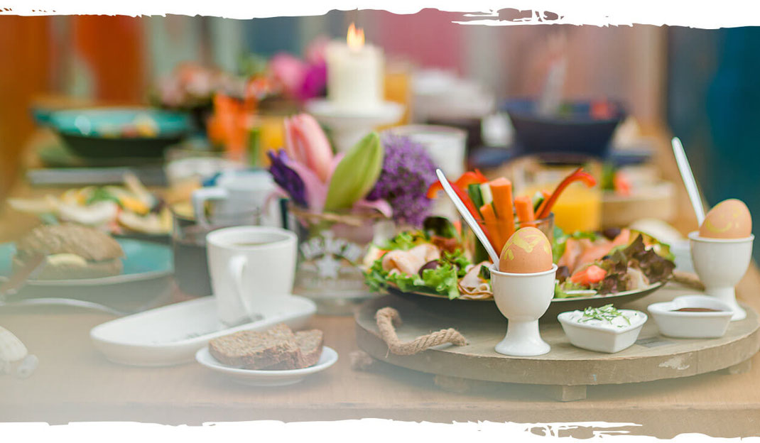 Restaurant feels EssBar - Frühstück täglich von 8:00 - 12:00 Uhr