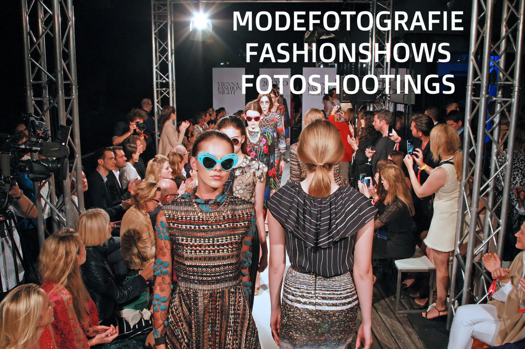 MODEFOTOGRAFIE / FASHIONSHOWS / FOTOSHOOTINGS