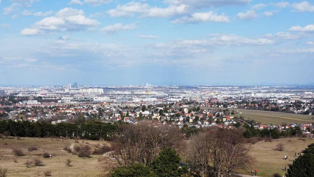Luftaufnahme - Wien