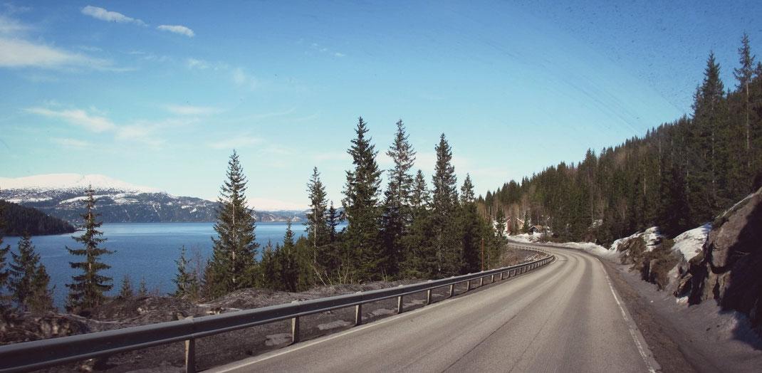 bigousteppes route norvege