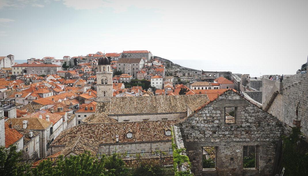 dubrovnik croatie adriatique bigousteppes balkans