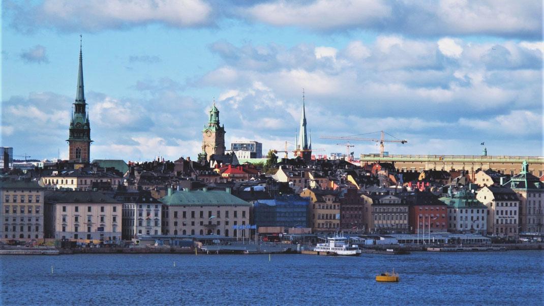 stockholm suède mer bigousteppes