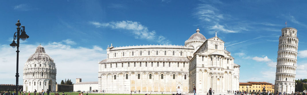 BIGOUSTEPPES ITALIE PISE PLACE MIRACLES