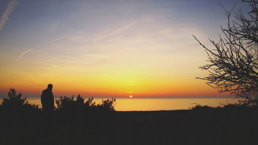 bigousteppes suède coucher de soleil