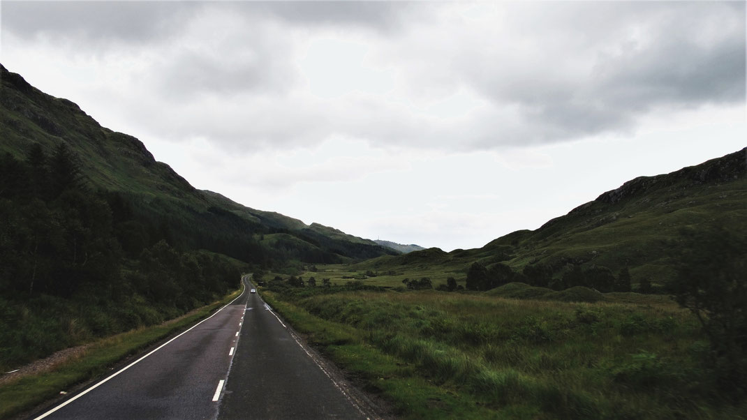 bigousteppes ecosse route