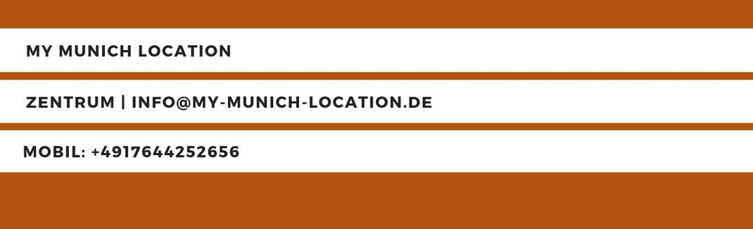 Eventagentur München mitte