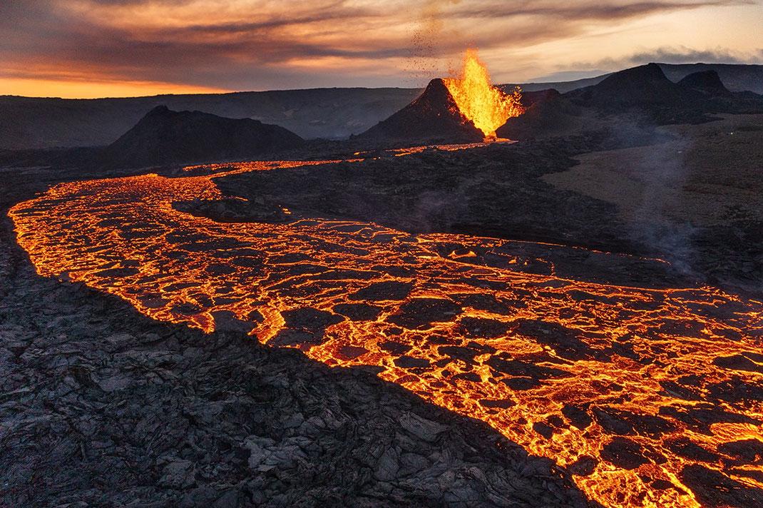Der neue GAIA Fotokalender 2017 - Vulkan Fuego
