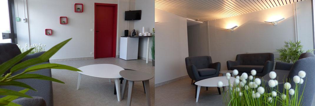 Salon VIP de l'Aéroport de Lorient Bretagne Sud