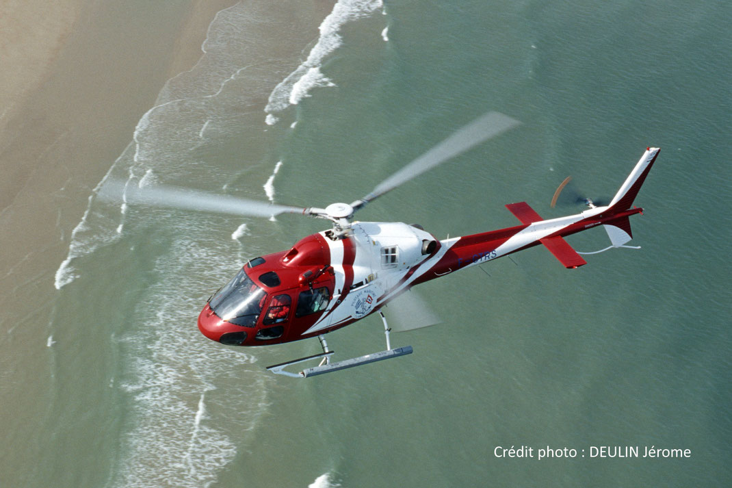 Hélicoptère Ecureuil AS355N (Ecureuil 2, bi-turbines)