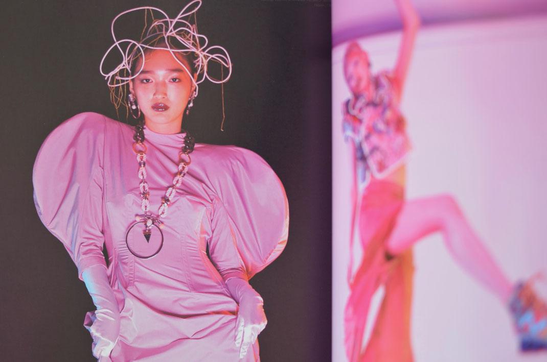 FIERCIVE Magazine NO.90 Styling Chisato Yoshioka