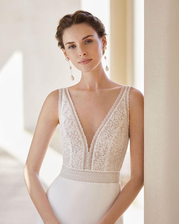 Der Stile Guide von Brautmoden Tegernsee mit der Rosa Clará Kollektion 2021