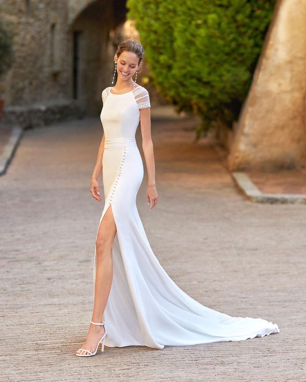 Brautkleid Macy aus der Alma Novia Brautkleid Kollektion 2022