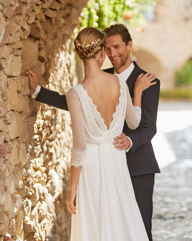 Brautkleid Maelia aus der Alma Novia Kollektion 2022