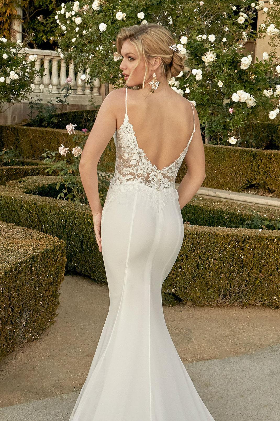Brautkleid Style 2460 aus der Casablanca Bridal Kollektion 2022