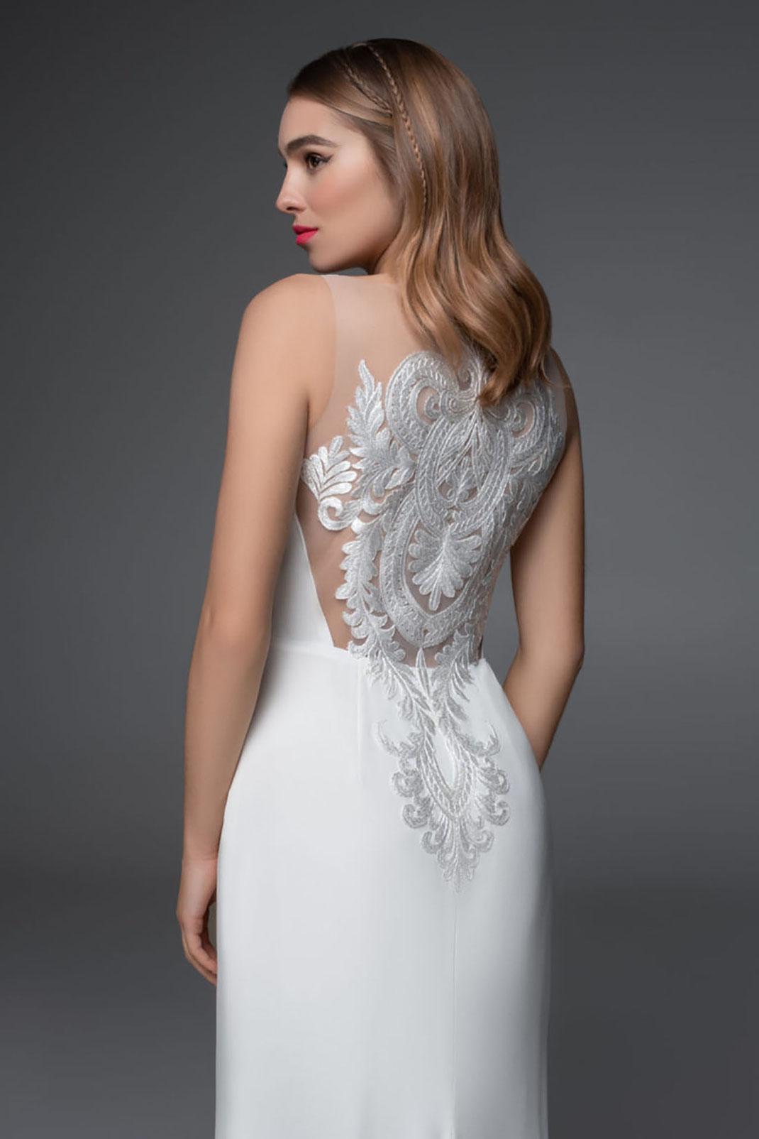 Brautkleider der Sadoni Kollektion 2022
