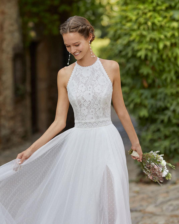 Brautkleid Mimosa aus der Alma Novia Kollektion 2022
