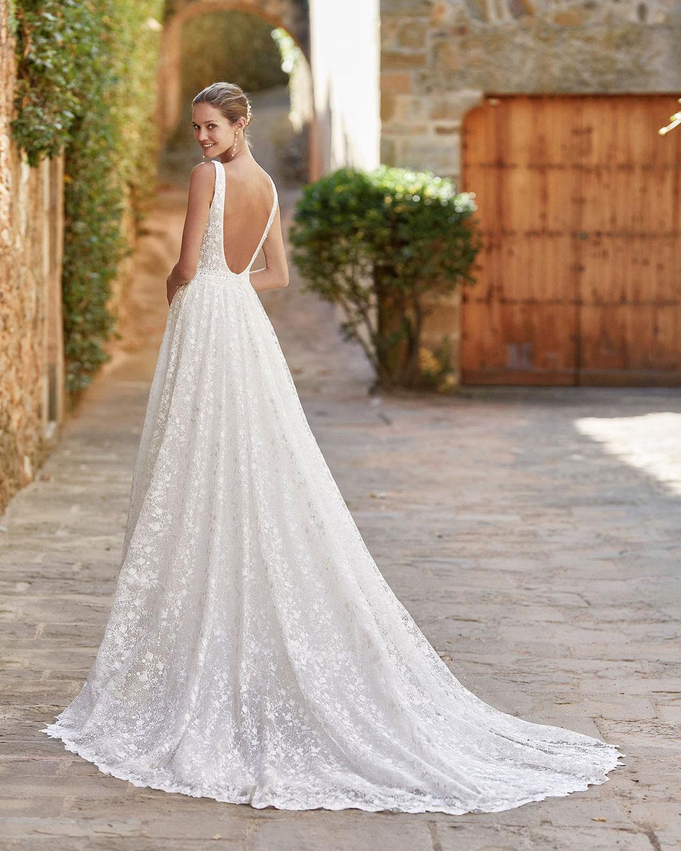 Brautkleid Mesik aus der Alma Novia Kollektion 2022