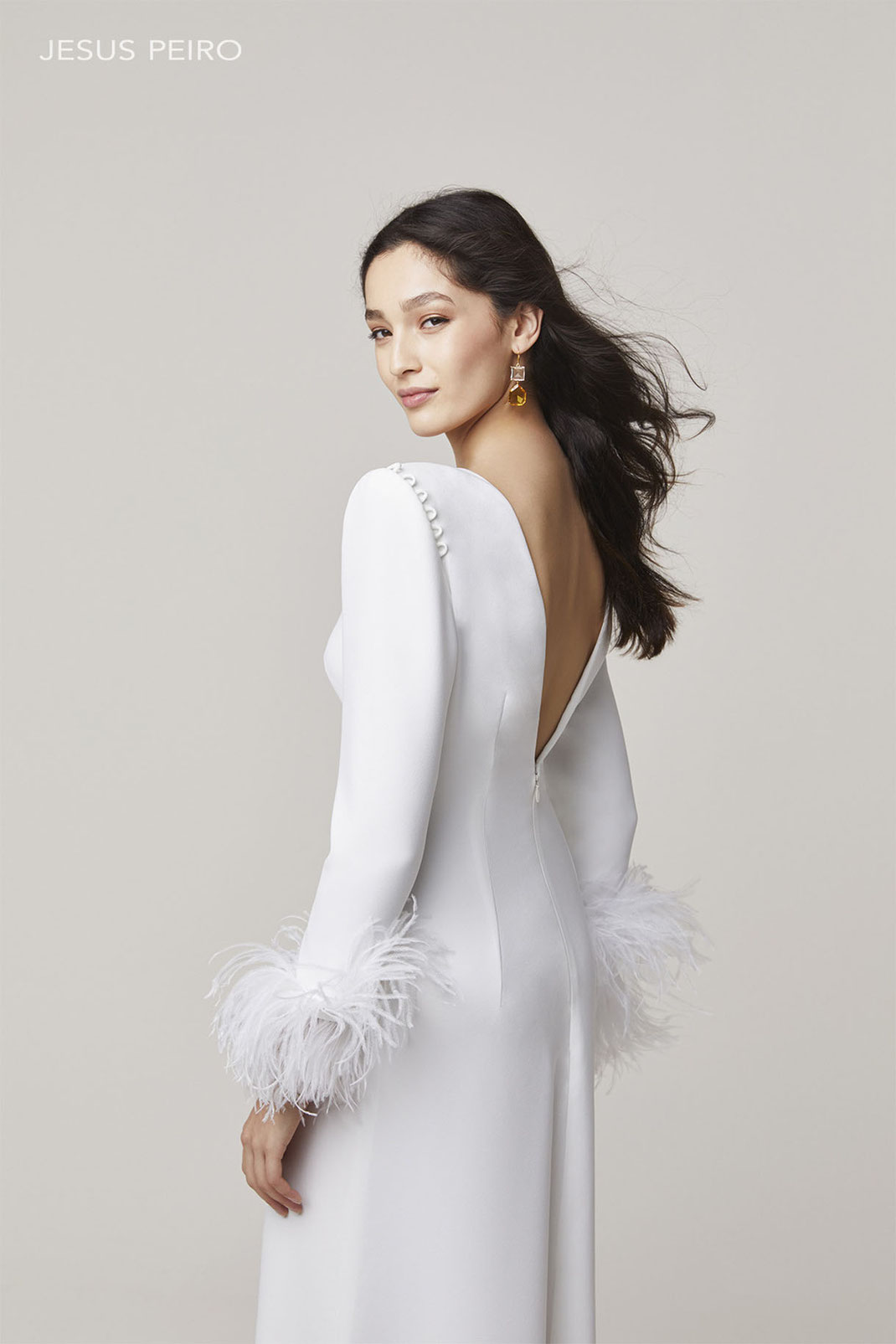 Brautkleid 2202 aus der Jesus Peiro Kollektion 2022