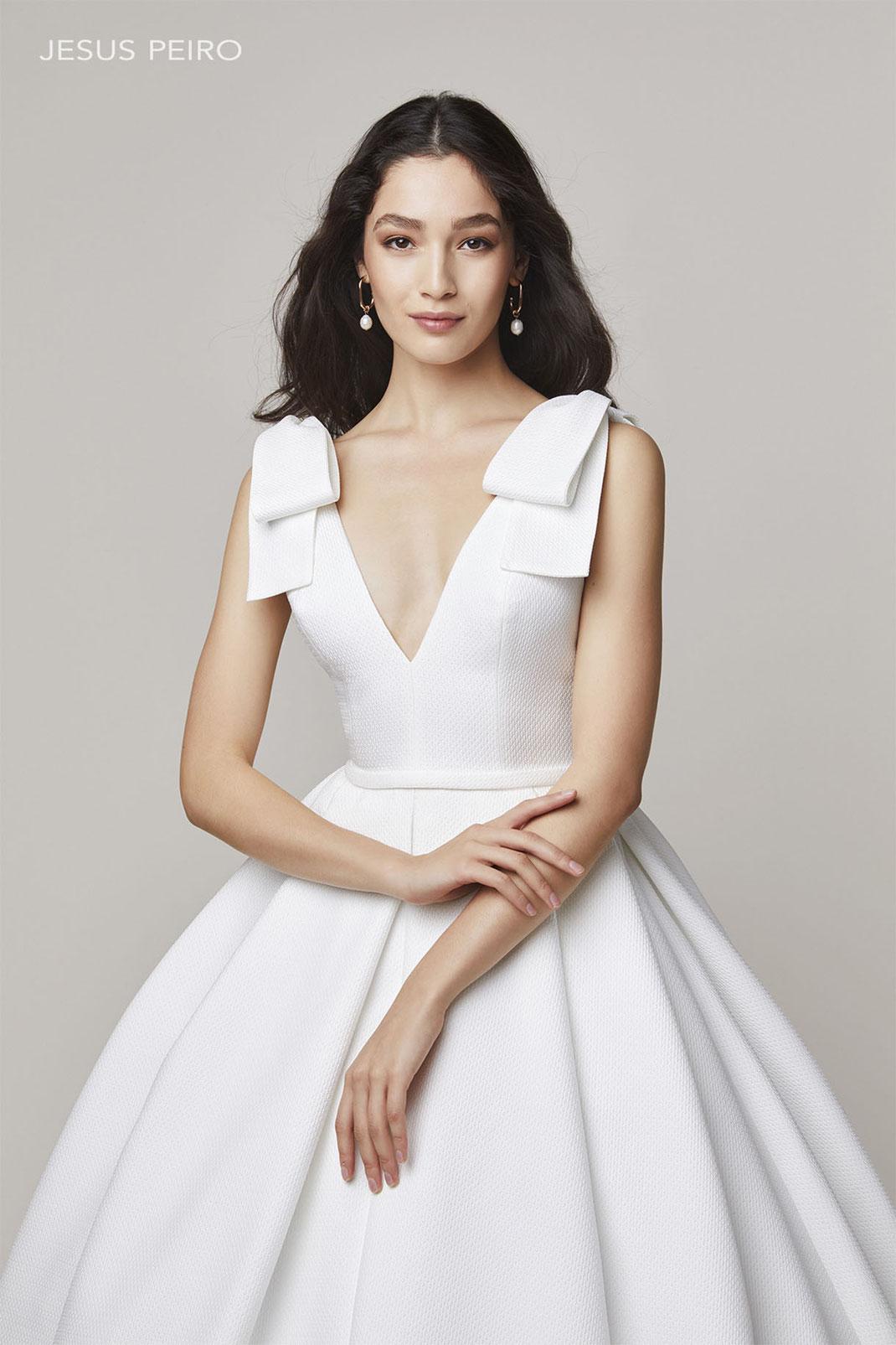 Brautkleid 2200 von Jesus Peiro Kollektion 2022