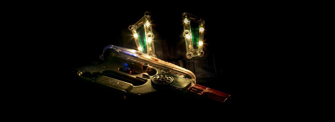 Lasertag Spielregeln im Laserwerk Eberswalde