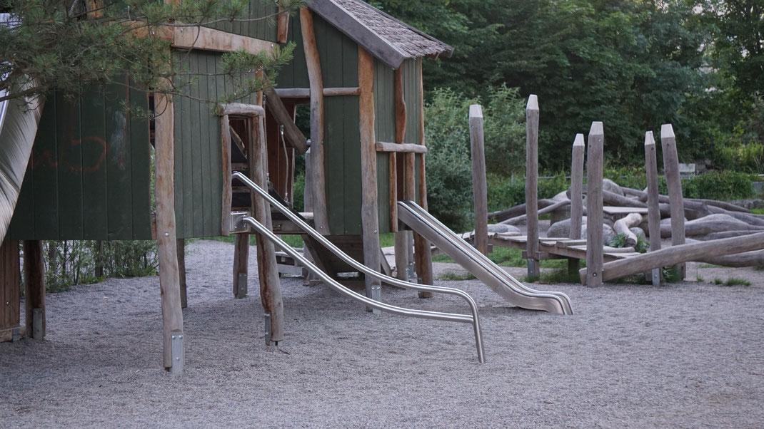 Kinderspielplätze am Starnberger See in Bayern