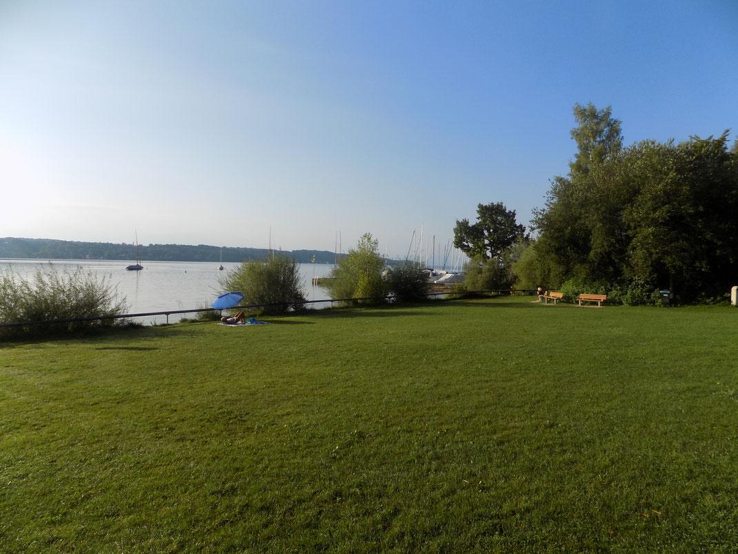 Badeplatz Steiniger am Starnberger See