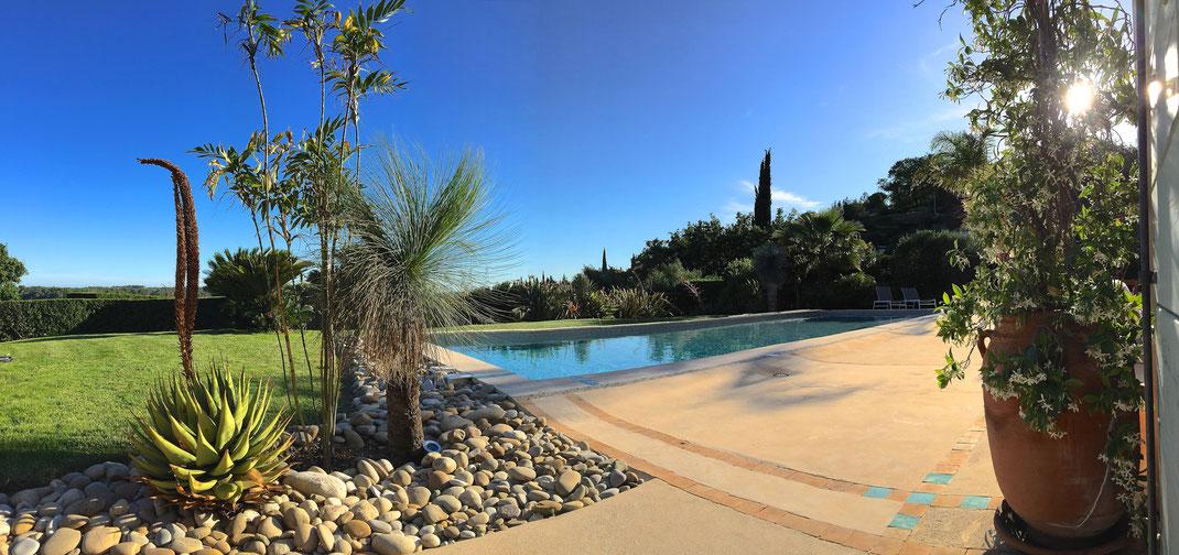 Villa De Location Vacances Cte DAzur Avec Piscine Prive