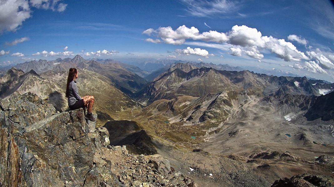 3.146 m |Flüela Schwarzhorn Davos. Schweiz Sandy P.Peng Blog