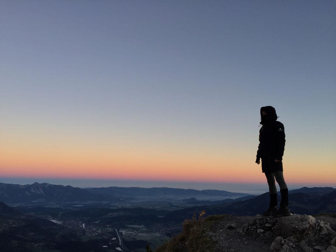 Mondspitze. Vorarlberg.