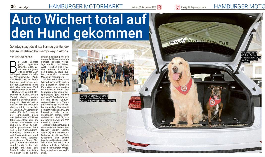 Hundemesse Hamburg