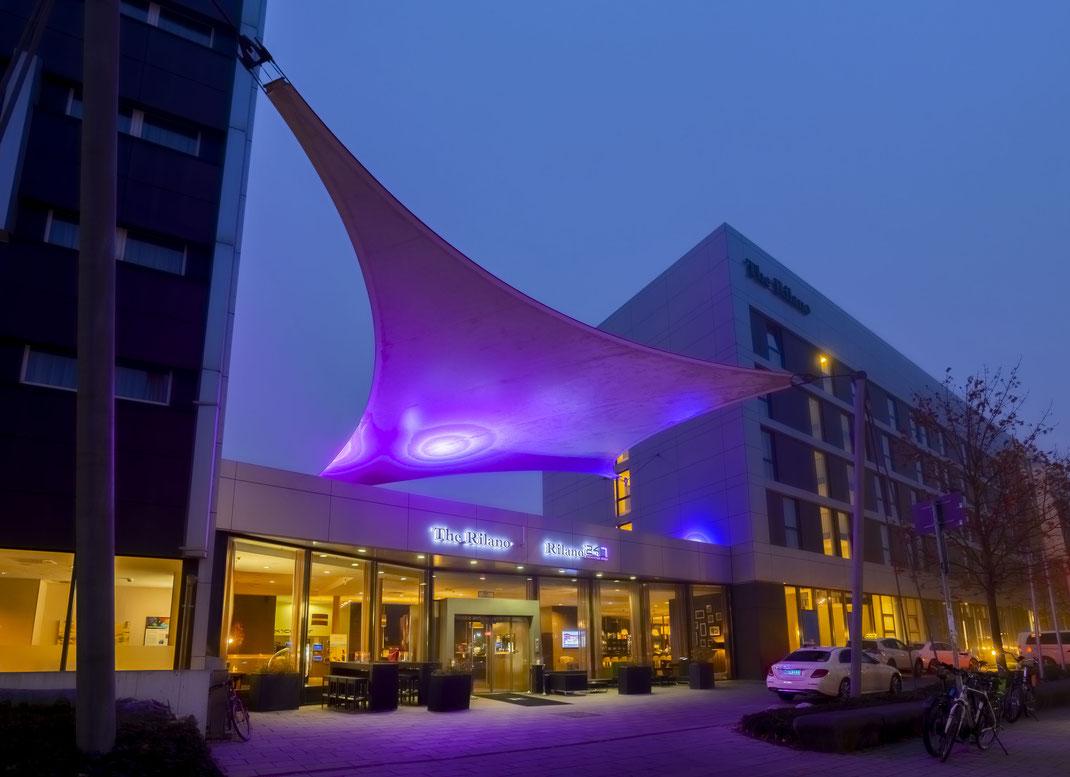 Hotel Rilano in München / Schwabing