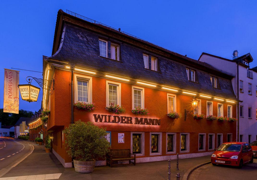 Hotel Wilder Mann . Aschaffenburg