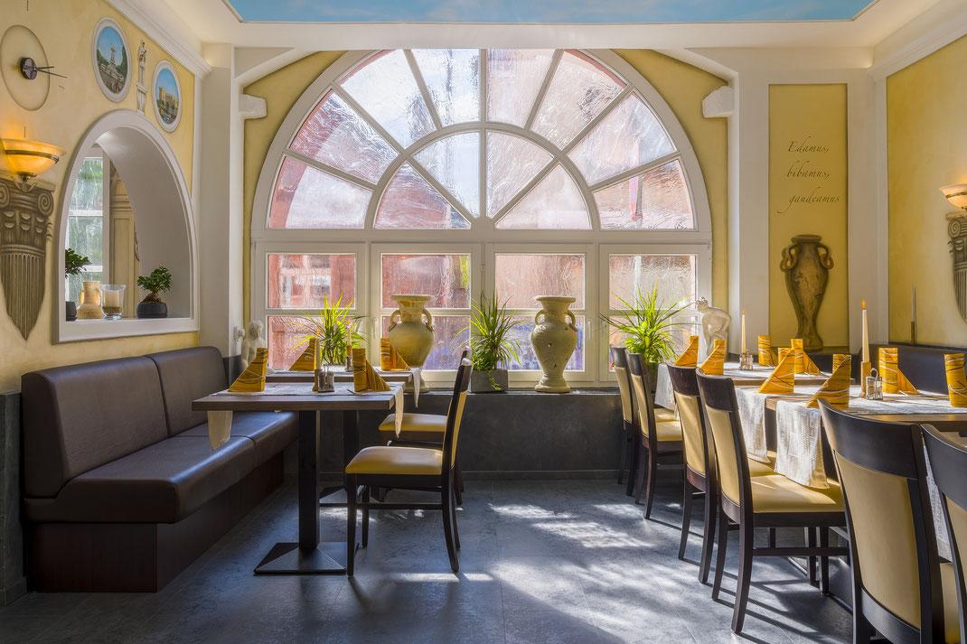 Restaurant Da Massimo . Großheubach