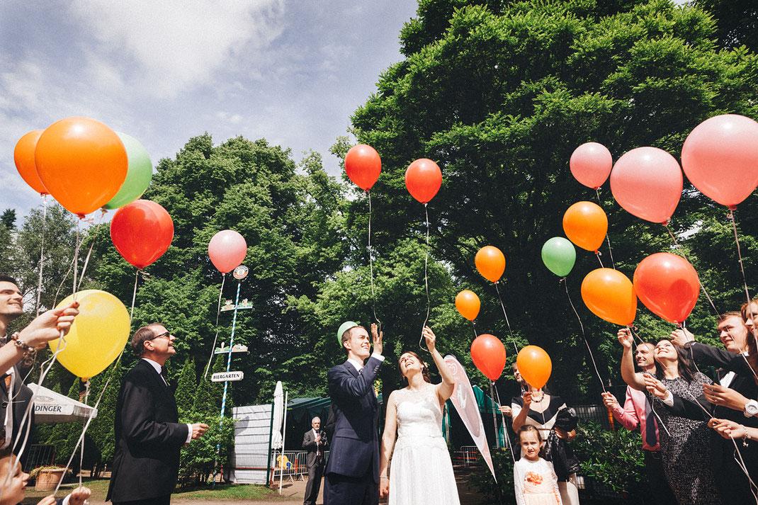 Hochzeitsreportage von Fotografin Anne Hufnagl
