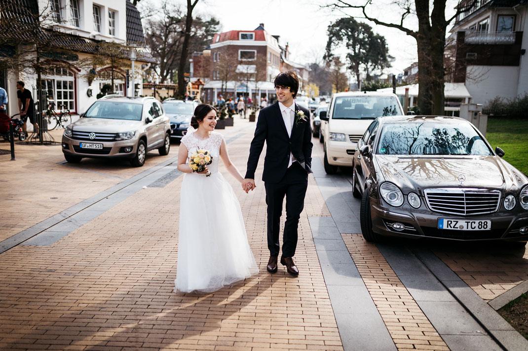 Heiraten im Standesamt Timmendorfer Strand