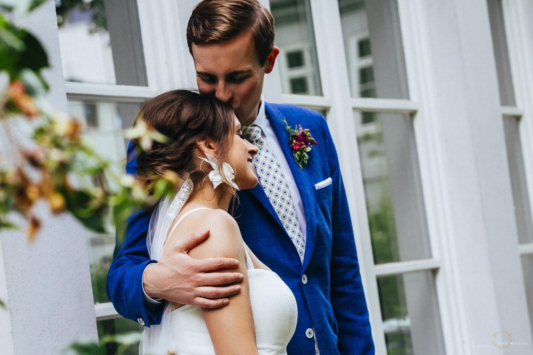 Hochzeit Villa im Heinepark / Fotografin: Anne Hufnagl