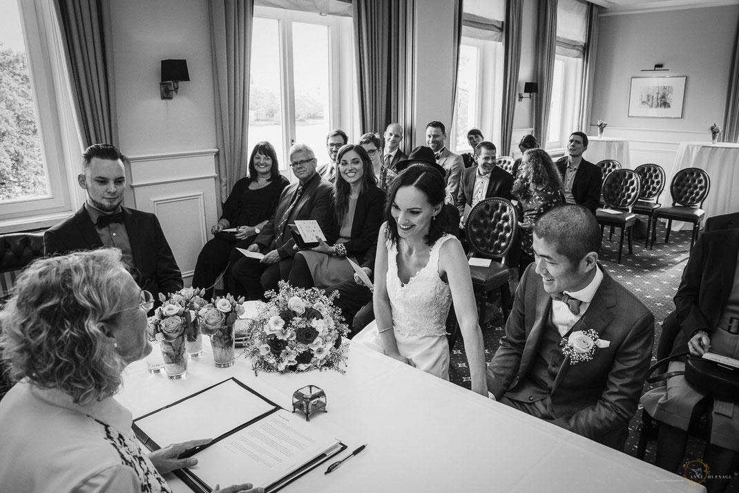 Standesamtliche Trauung Hamburg - Außenstelle Anglo German Club