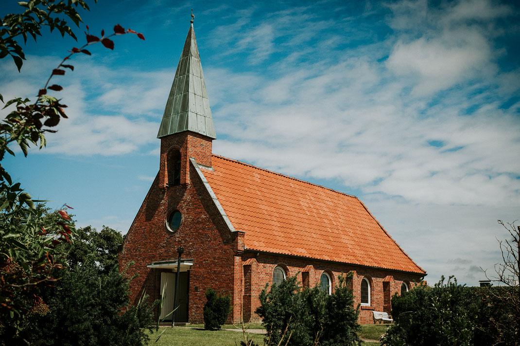 Hochzeit Kirche Sankt Peter-Ording