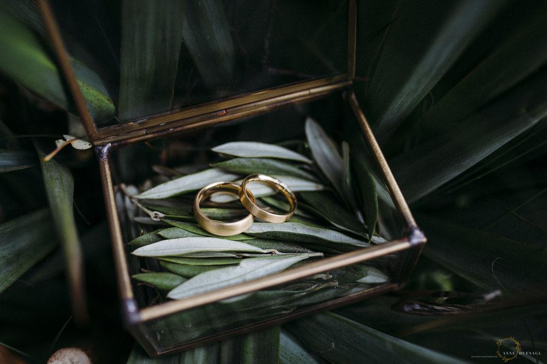 Tolles DIY-Ringkästchen für die Hochzeit