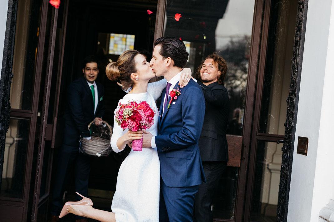 Tolle Hochzeitsfotos Hamburg